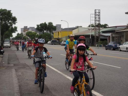106年北昌國小推廣自行車活動-親子假日體驗營