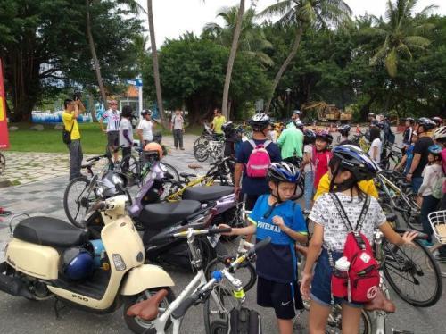 108學年度親子自行車假日體驗營(10/19)